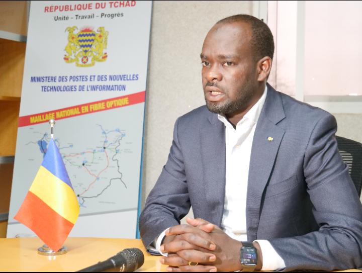 « Il faut que le secteur télécom soit ouvert avec une gouvernance efficace et une régulation orientée vers la neutralité technologique qui favorise la concurrence »: Idriss Saleh Bachar 1