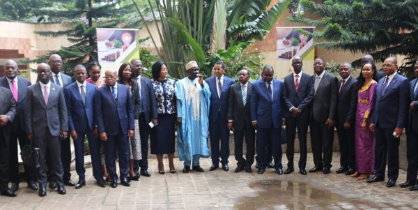 L'Ueac annonce la tenue de sa 35ème session du Conseil des Ministres au 10 août