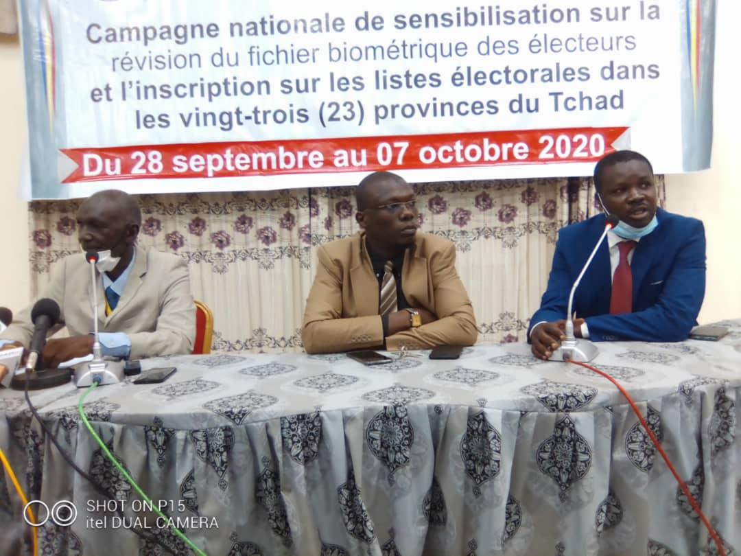 La Céni lance la campagne nationale de sensibilisation pour l'enrôlement biométrique 1