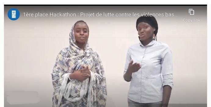 Inkhaz: une plateforme dédiée à la lutte contre la violence basée sur le genre dans la ville de  N'Djamena 1