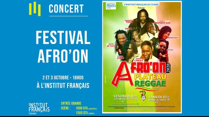 Le festival Afro'On offre un plateau reggae au public 1