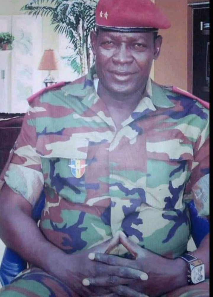 Décès du general Nguinambaye Bardé 1