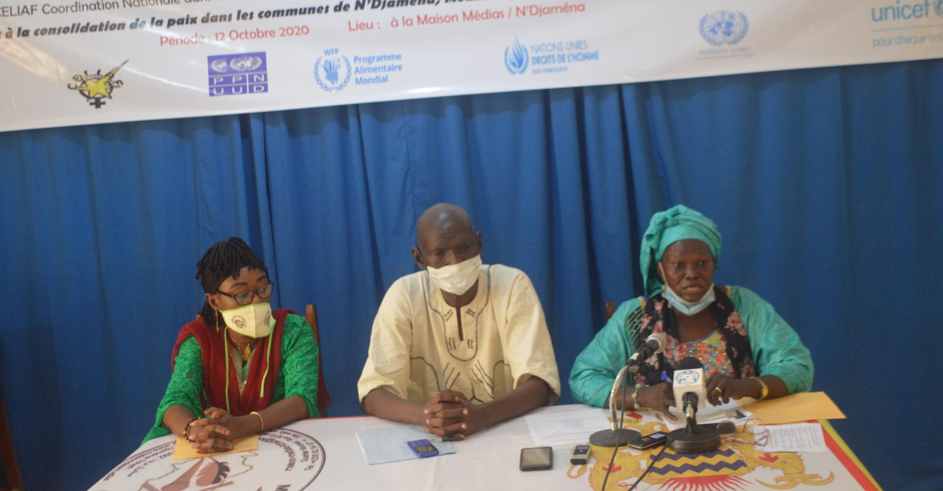 La Celiaf appelle à l'inclusion des jeunes et des femmes dans la gouvernance locale 1