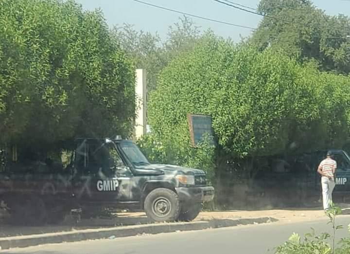 La résidence de Saleh Kebzabo et le siège du Pld encerlés par la police 1