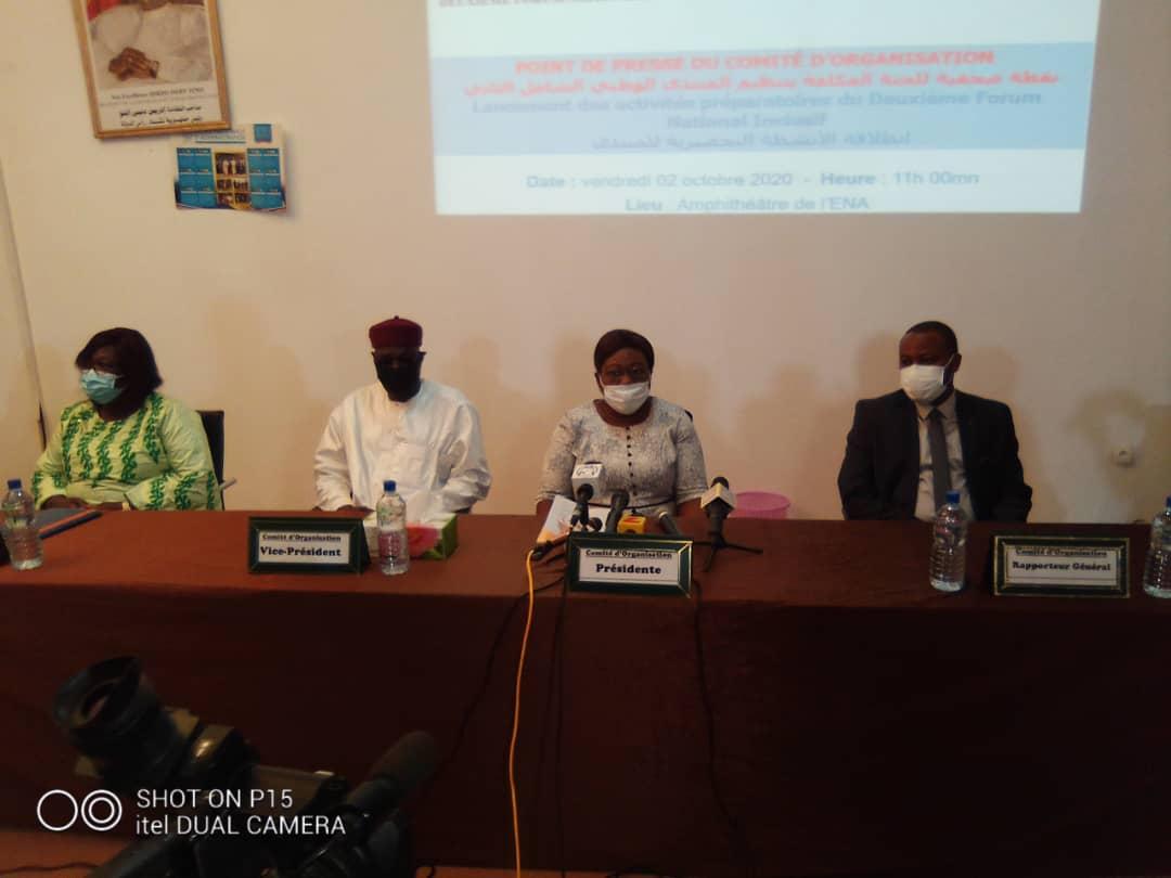 2ème forum national inclusif, les pré-forums attendus dans les provinces 1