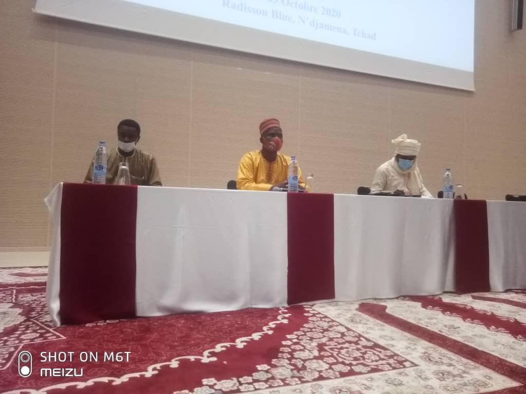 Dr Tahir Mahamat Saleh, nouveau président du syndicat des médecins du Tchad 1