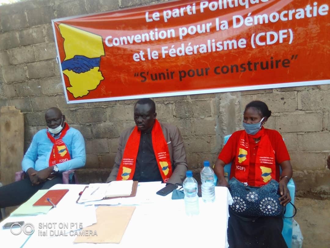 La Cdf déplore les conditions socio-économiques des Tchadiens 1