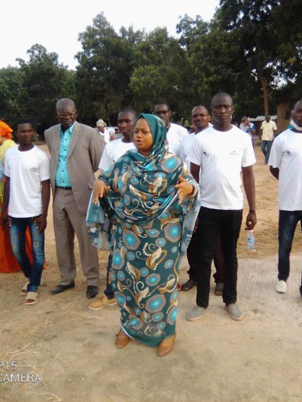 « La 2ème édition d'Aya BootCamp sera plus pratique » : Fatimé Souckar Terab