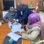 Mahamat Nour Ibédou demande la récusation du président du Tribunal de Grande Instance de N'Djaména 2