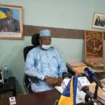 Dr Tahir Mahamat Saleh, nouveau président du syndicat des médecins du Tchad 3