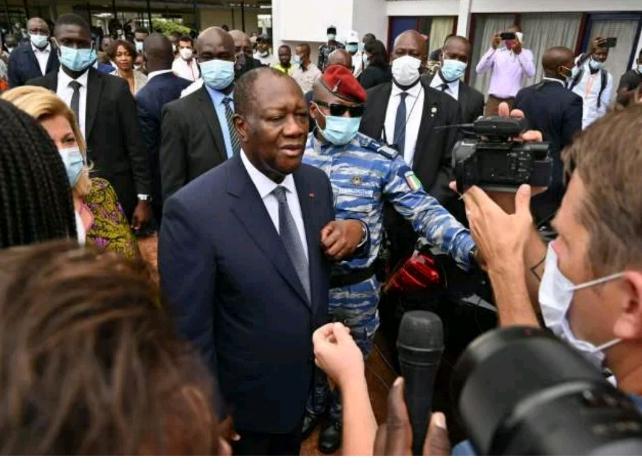 Côte d'Ivoire : Alassane Ouattara réélu pour un troisième mandat 1