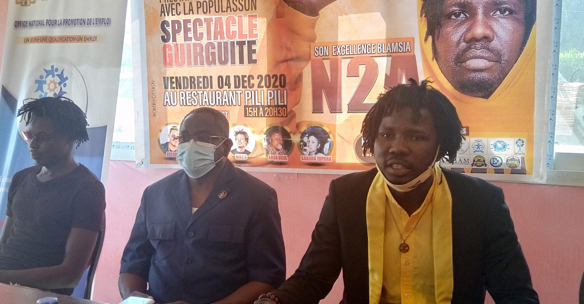 N2a va verser le fonds collectés à son concert du 4 décembre aux enfants des artistes décédés 1