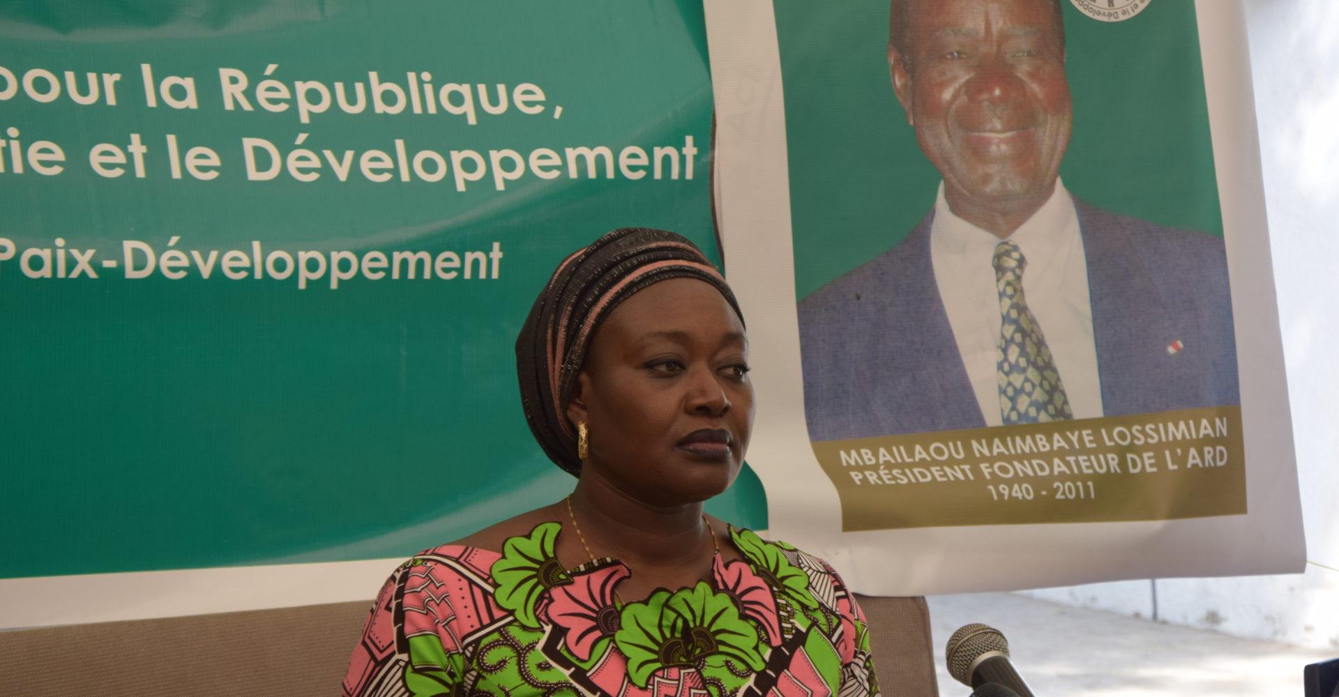 La mise en garde de Ndolénodji Alixe Naïmbaye 1