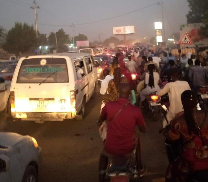Embouteillage à N'Djamena : des cas de décès au pont Chagoua signalés 1