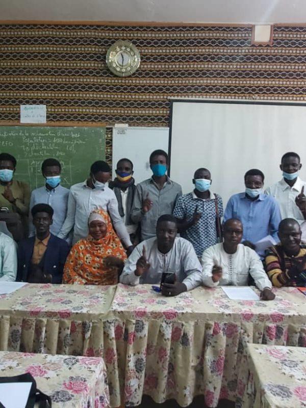 « Si le Maréchal cède à la pression de la fédération, il enterre définitivement le football tchadien »: les Organisations de Jeunes