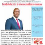 Les jeunes du 7ème arrondissement appellent à un changement à la Ftfa 2