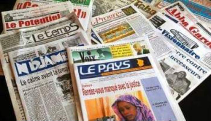 7 des 12 journaux suspendus par la Hama autorisés à paraître 1