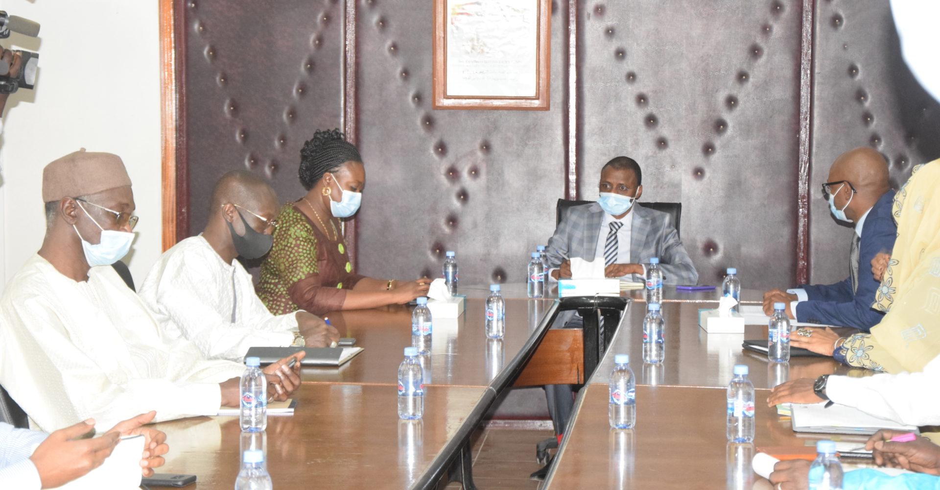 Des véritables réformes annoncées dans les directions techniques du ministère des finances 1