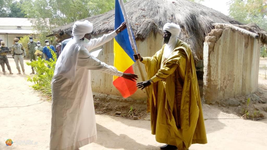 Passation de service entre les préfets entrant et sortant de la Tandjilé centre 1