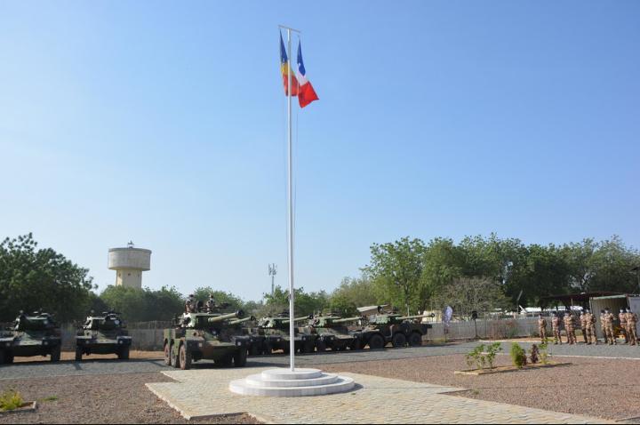 La France offre 9 Erc-90 à l'armée nationale tchadienne 1