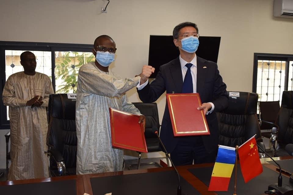 La Chine annule 15 milliards de sa dette au Tchad 1