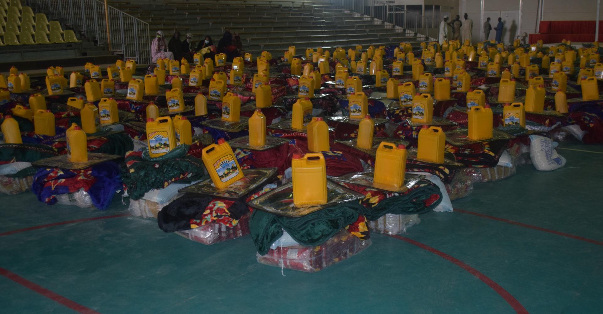 Les Emirats Arabes-Unis à la rescousse des sinistrés des inondations 1