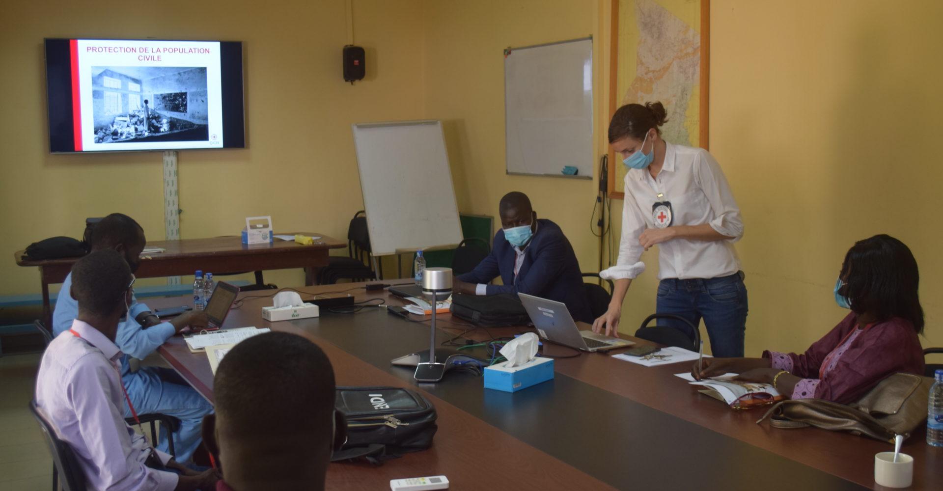 Le Cicr donne des éclaircissements sur son mandat au Tchad 1