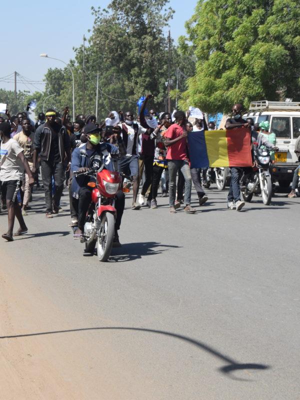 La marche de la colère, acte 2 a eu lieu malgré son interdiction