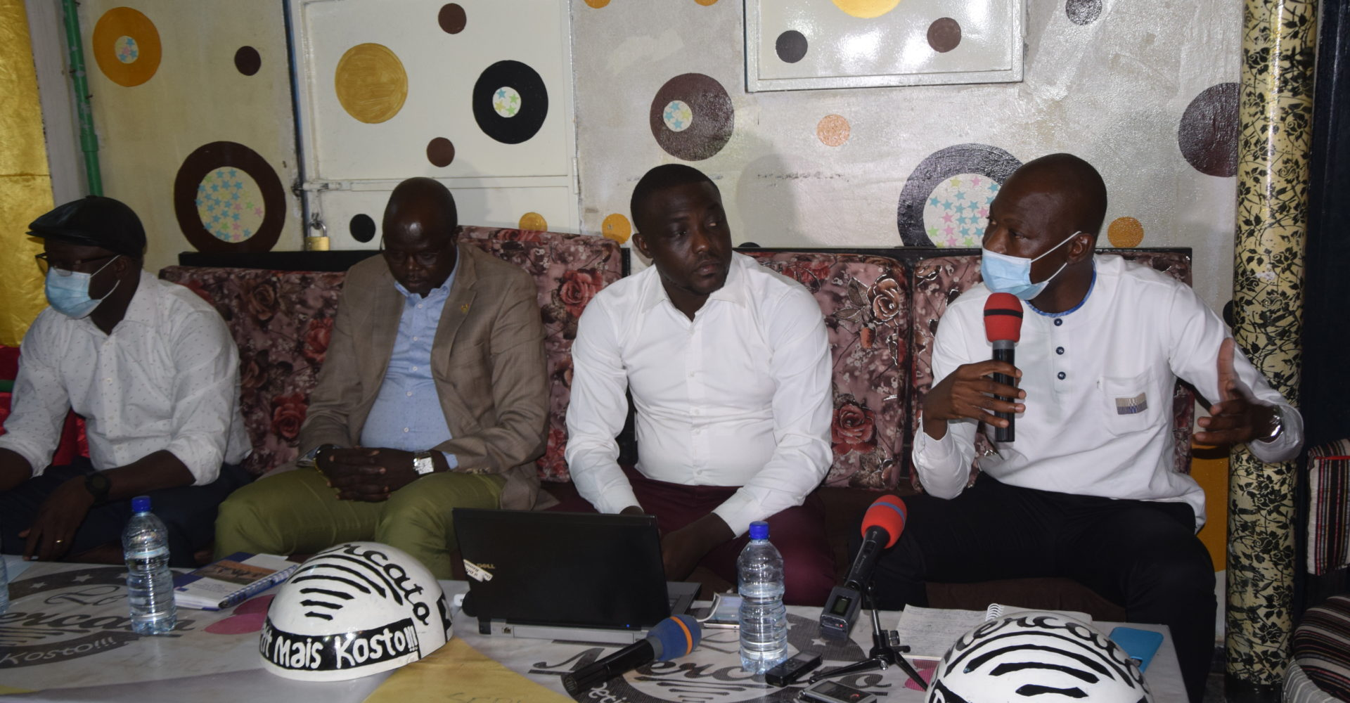 L'apport réel de la diaspora tchadienne au cœur d'un café débat 1