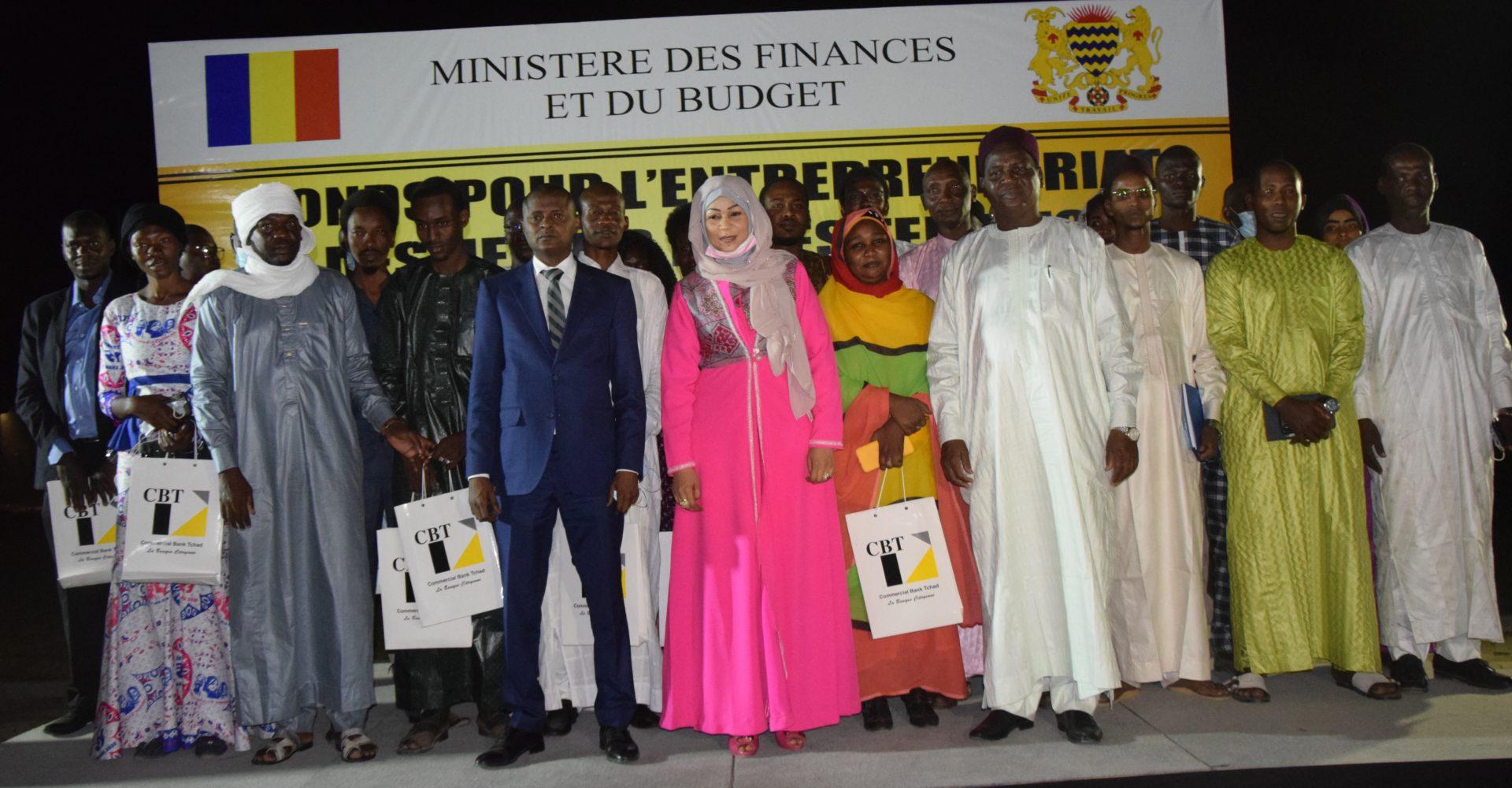 31 jeunes bénéficient d'un financement de 700 millions de francs Cfa 1