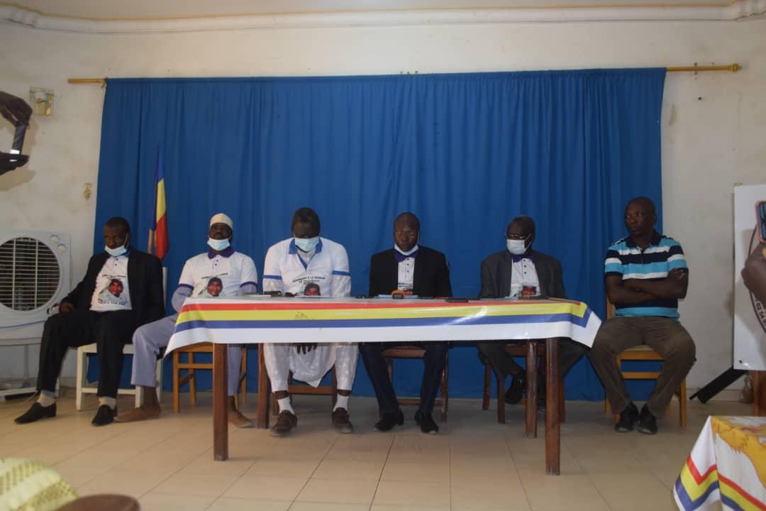 Le Fnc appelle au boycott de la présidentielle au Tchad 1