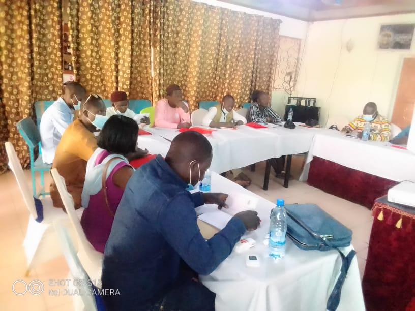 Le Pnud renforce la capacité des journalistes sur la covid-19 1