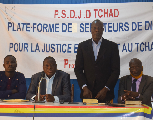 « Deby n'est plus le père digne de la nation tchadienne » : Kelleypette Dono