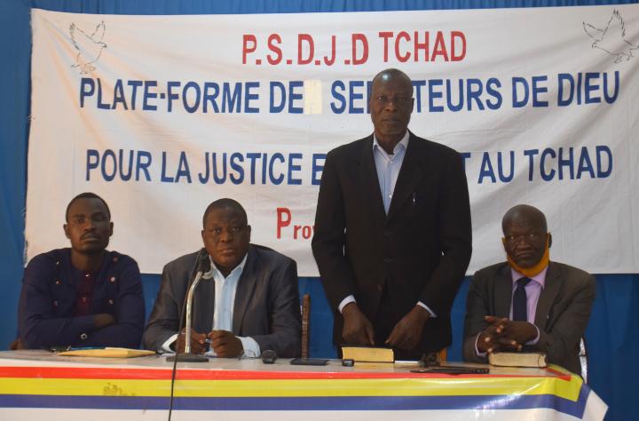 « Deby n'est plus le père digne de la nation tchadienne » : Kelleypette Dono 1