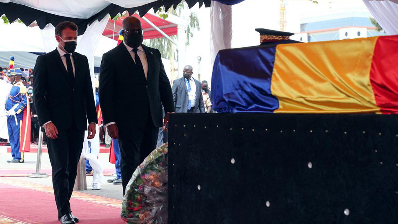 La France condamne la répression au Tchad 1