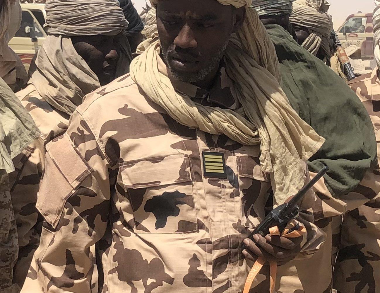 Idriss Youssouf Boy nommé secrétaire particulier du président du Cmt 1