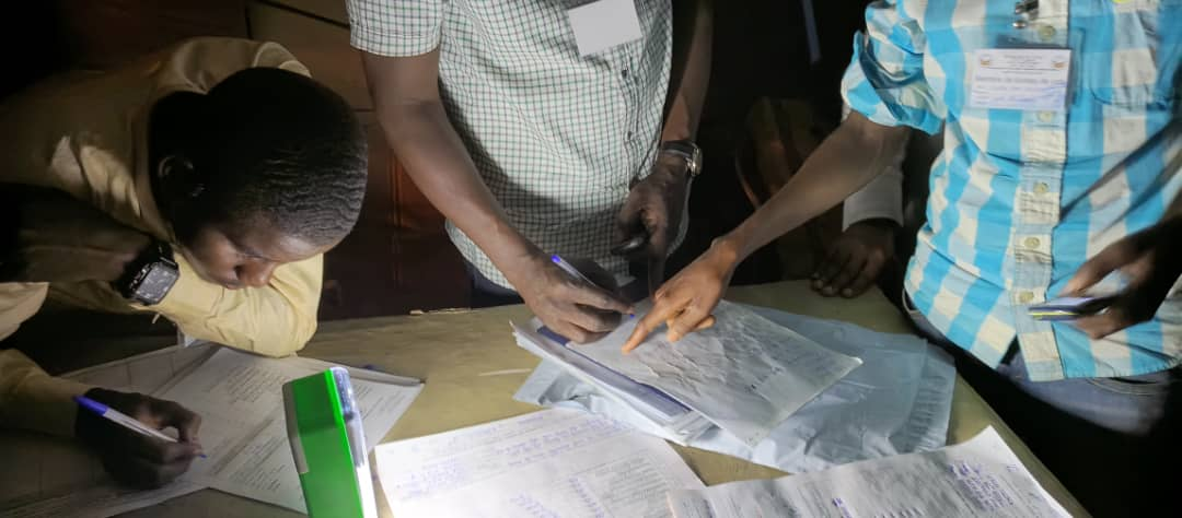 Fin du scrutin à N'Djamena 1