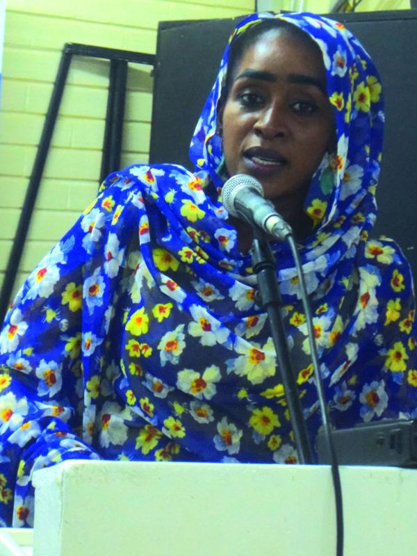 Hanifa Ali Oumar projette ' Une femme, un destin'