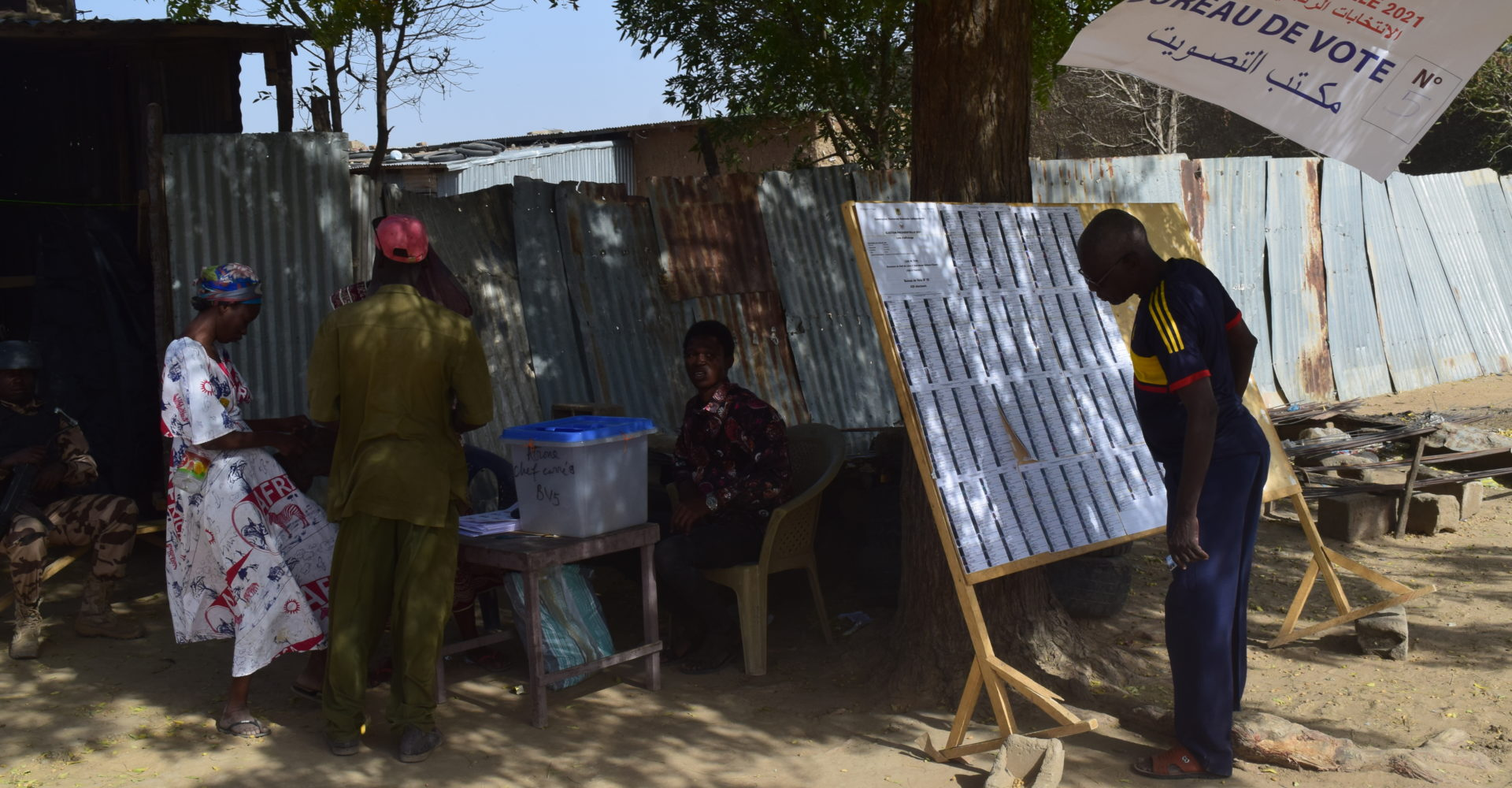A N'Djamena, le boycott semble prendre le dessus 1