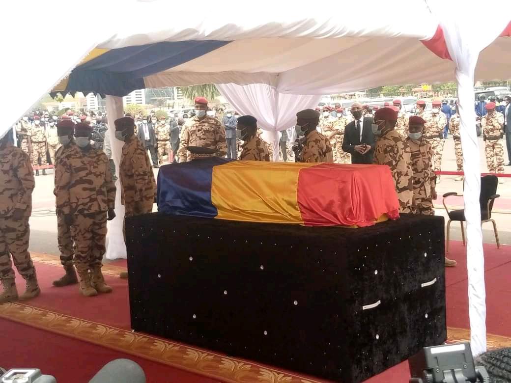 Tchad:   Adieu Idriss 1
