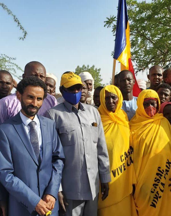 Casac poursuit sa campagne de sensibilisation pour la préservation de la paix à N'Djamena