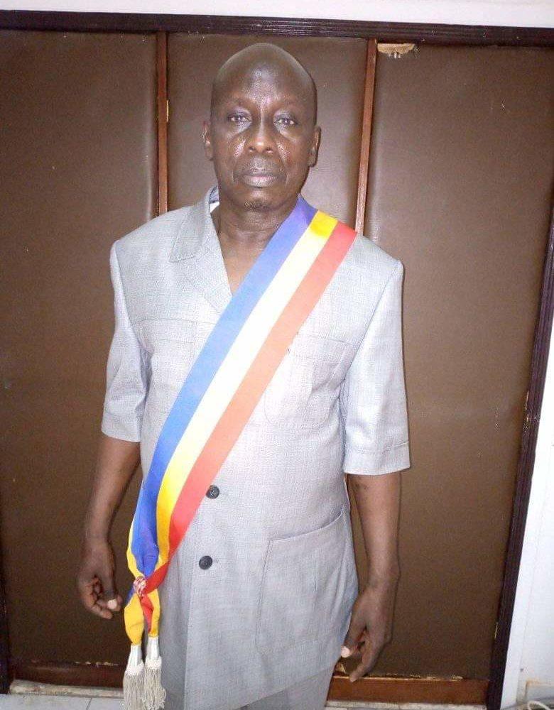 Décès de l'ex-maire de N'Djaména 1