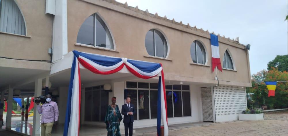 L'Ambassadeur de France au Tchad dément avoir eu une rencontre avec les leaders de la société civile 1