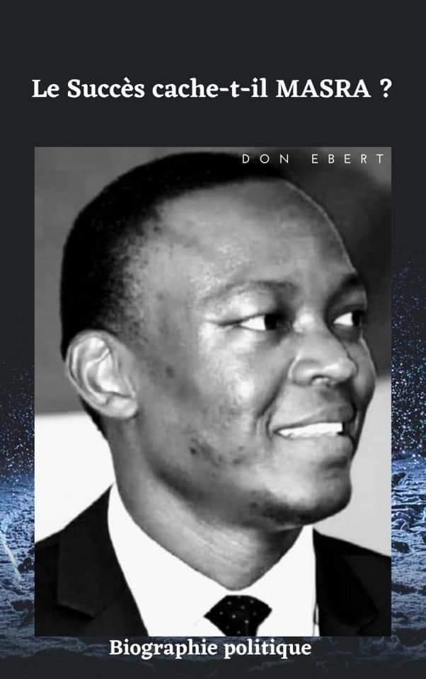 Don Ebert écrit un livre à charge contre Dr Succès Masra et quitte les Transformateurs 1