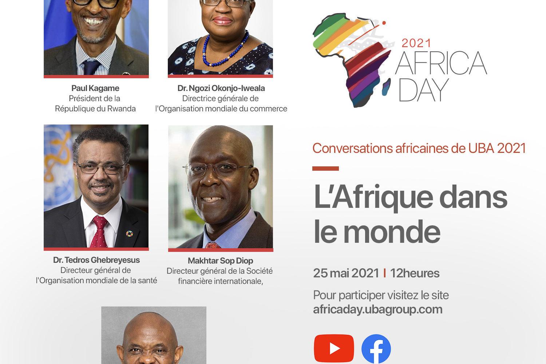«UBA Africa Conversations 2021» 1
