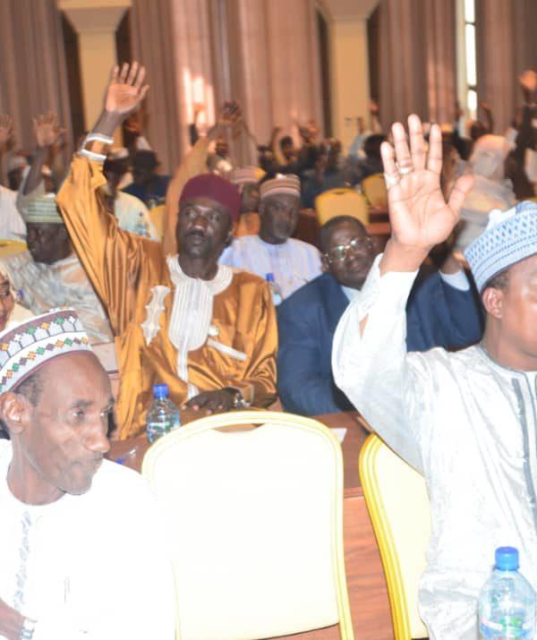 Les députés valident le programme politique du gouvernement de transition
