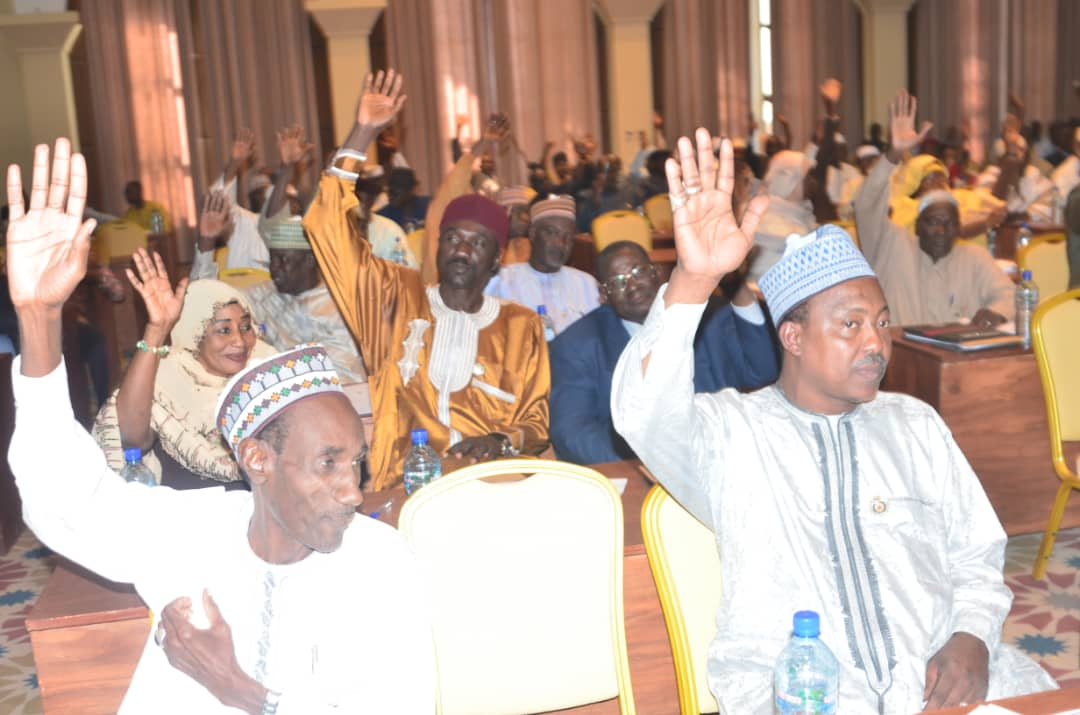 Les députés valident le programme politique du gouvernement de transition 1
