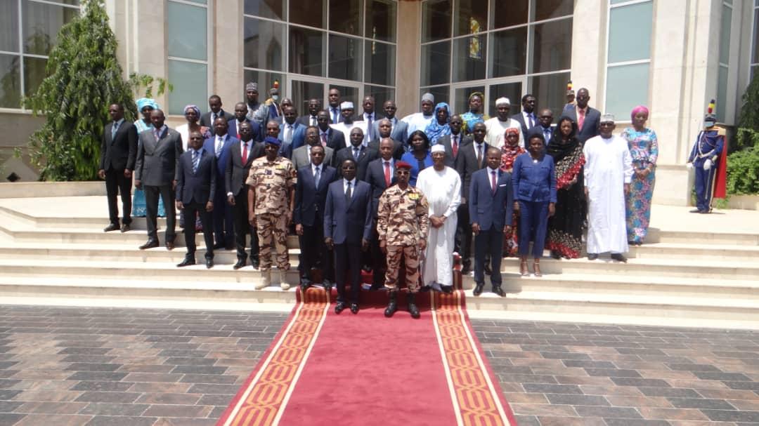 Le gouvernement de transition tient son 1er conseil des ministres 1