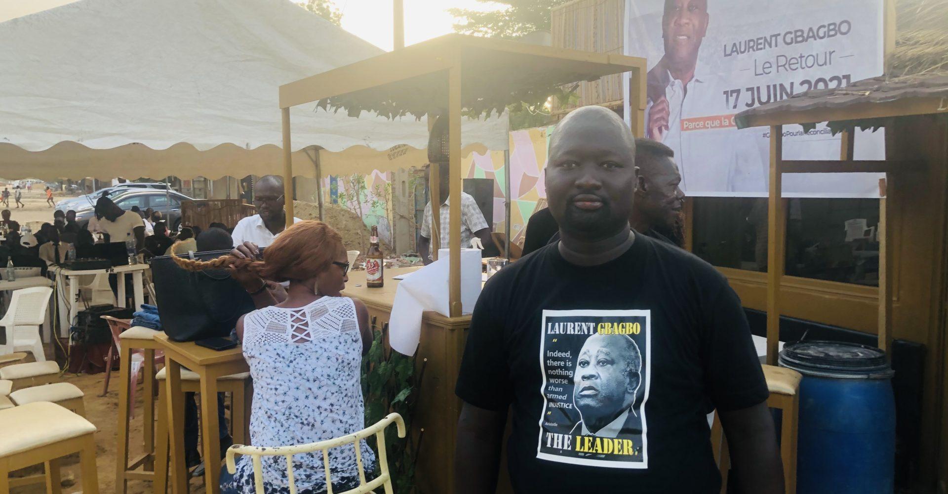Le retour de Gbagbo en Côte d'Ivoire célébré aussi à N'Djamena 1