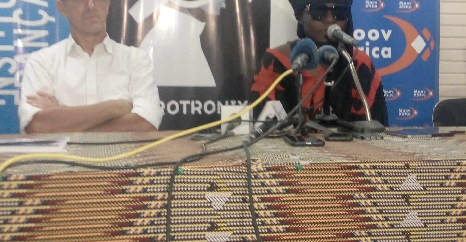 Afrotronix, tête d'affiche de la fête de la musique 1